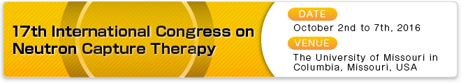 17th International Congress on Neutron Capture Therapy
